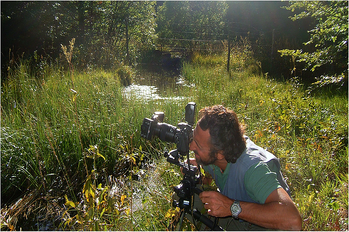 claudio pia nature photographer backstage val d'aveto