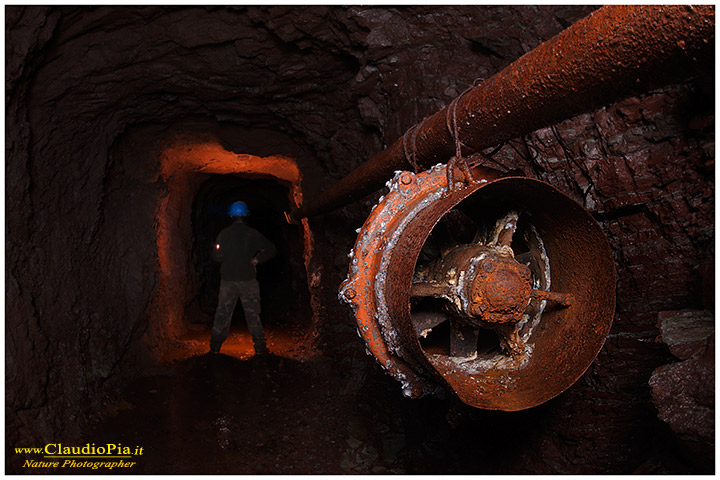 mine, cave, miniera, underground, photography, nature photographer